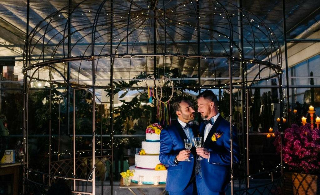 nozze gay