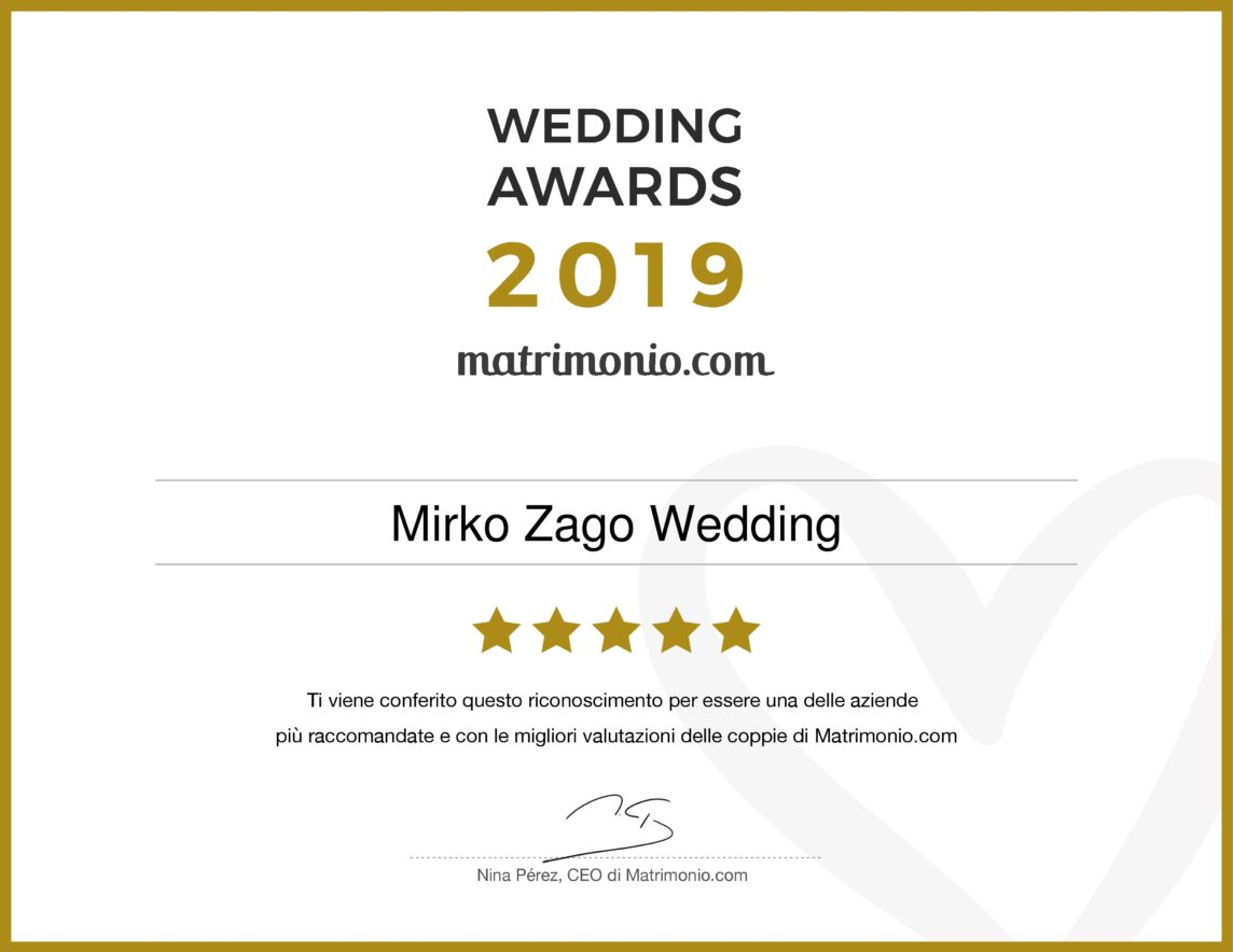 mirko zago wedding planner