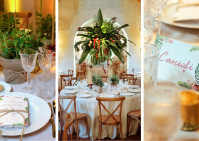 2. Mise-en-place-jungle-matrimonio-centrotavola-alto-vegetale