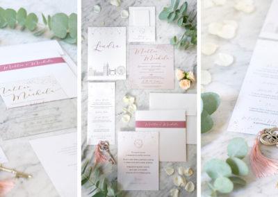 2. partecipazione-matrimonio-nappina-plexiglass-marchio-a-secco