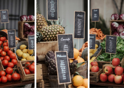5. tableau-matrimonio-frutta-verdura-rustico-originale
